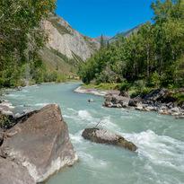 Реки Алтая 19