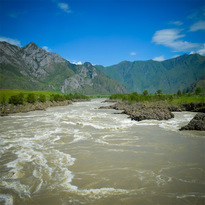 Реки Алтая 26