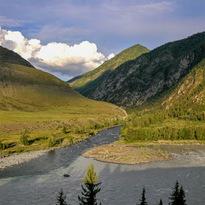 Реки Алтая 27