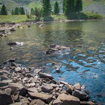 Озера Алтая 14