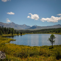 Озера Алтая 15