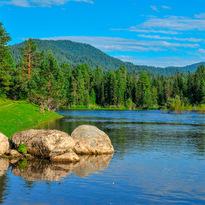 Озера Алтая 13