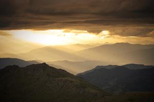 О переменчивой погоде в горах...