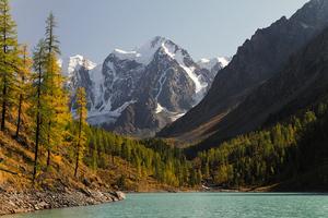 Шавлинские озера - рай посреди льда
