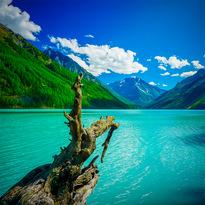 Озера Алтая 4