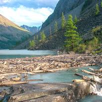 Озера Алтая 11