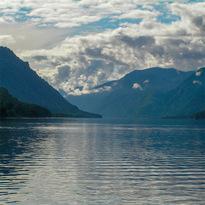 Озера Алтая 12